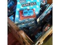 Job lot over 70 stag dare dice all new