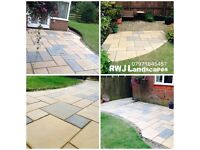 RWJ LANDSCAPES & GARDEN MAINTENANCE