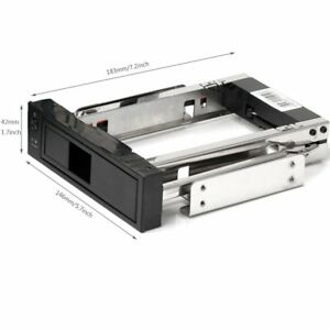 ORICO 5.25 Inch PC Bay Mobile Rack Hot Swap for 3.5 Inch SATA III / II / I HDD