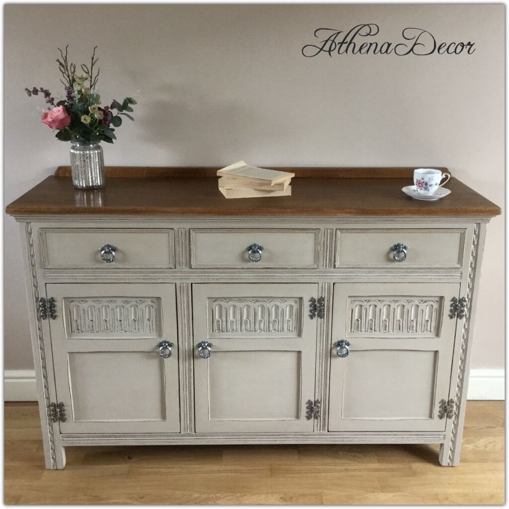 How To Shabby Chic Furniture With Annie Sloan Paint