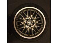 bmw 18 inch e46 mv1 alloys
