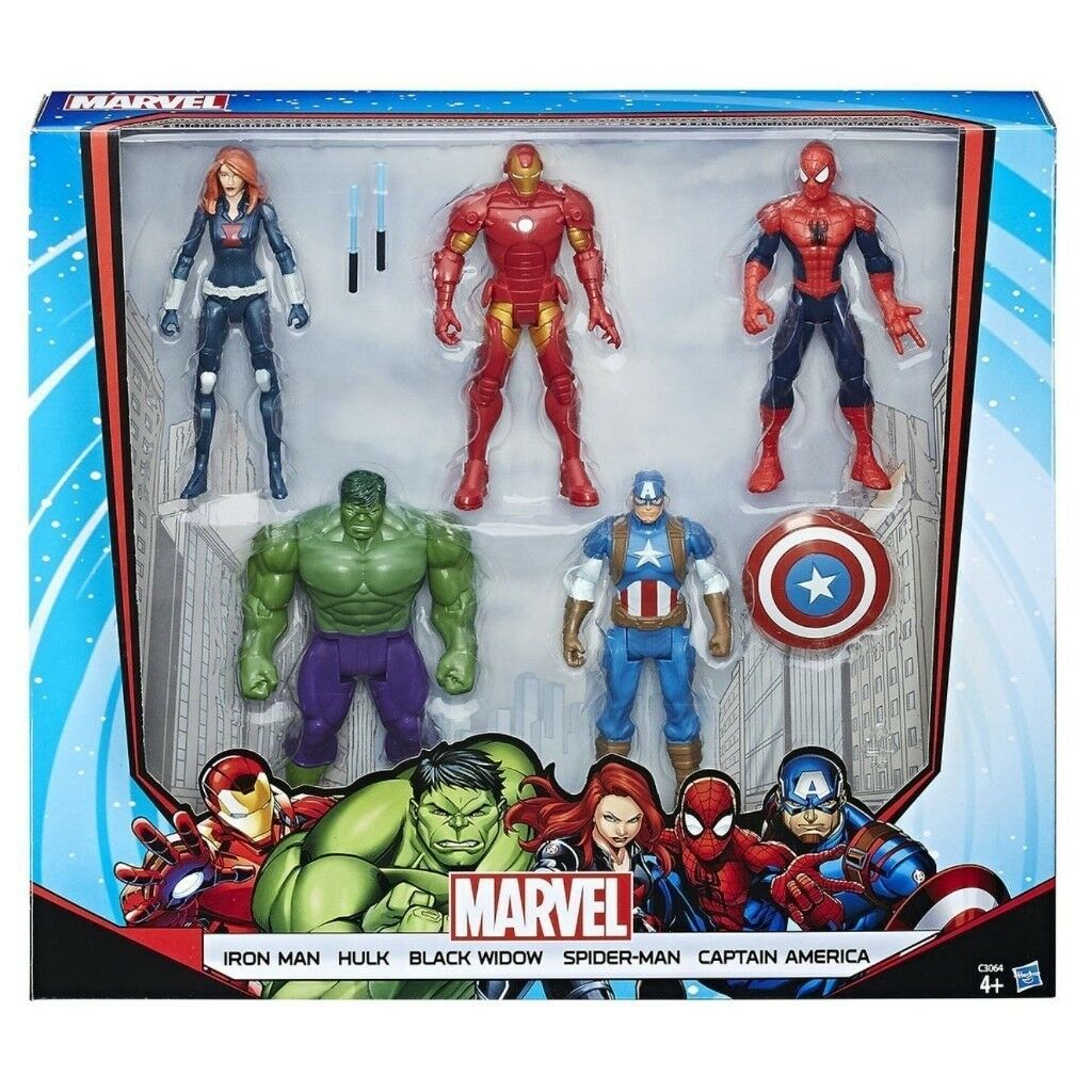 Marvel Superheroes Assortment 5 Pack / Brand New | in Livingston ...