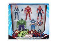 Marvel Superheroes Assortment 5 Pack / Brand New