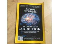 National Geographic Magazine The Science Of Addiction September 2017 Issue