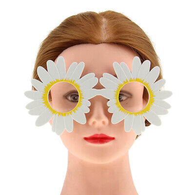 Neuheit Daisy Brillen Blume Brille Kostüm lustige Sonnenbrille - Daisy Blume Kostüme