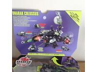 Dharak and Dragonoid colossus