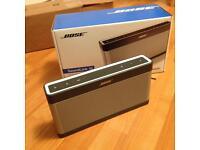 Bose Soundlink 3 Wireless Speaker