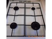 BEKO 500MM GAS OVEN /HOB AND GRILL IN VGC