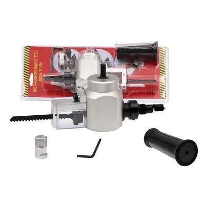 Yt-180a Double Head Sheet Metal Nibbler Saw Cutter Cutting Tool Power Drill