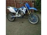 yamaha yz250f 2004 motocross