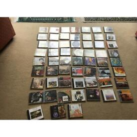 Job lot of 59 Classical cds