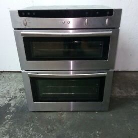Neff Under-Counter Double Oven/Cooker Digital Display Excellent Condition 12 Month Warranty