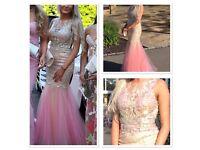 Prom dress . Fits size 4-8