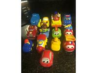 Chunky toy cars bundle x13