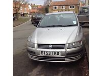 Spares or repairs car starts but need a new clutch you can s