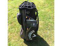 Brand new Callaway Warbird cart bag