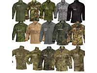Invader Gear Revenger Tdu Shirt Various Colours and Camos