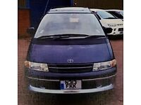 TOYOTA ESTIMA LUCIDA 2.2TD 8 Seater. Very clean and tidy example.