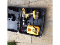 Dewalt xrp18v comb drill