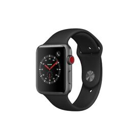 iWatch series 3 - gps & cellular model for quick sale