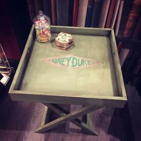 Harry Potter serving table