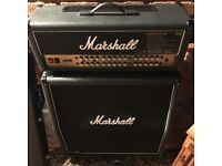 Marshall JVM410H with 1960A Cab *CAN POST* JVM Half Stack Guitar Amp/Speaker Amplifier w/ foot pedal