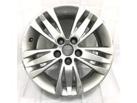 "FORD FOCUS 16"" ALLOY WHEEL, GENUINE FORD"