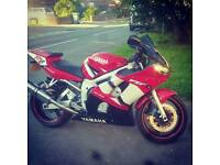 2003 yamaha r6 exceptional condition