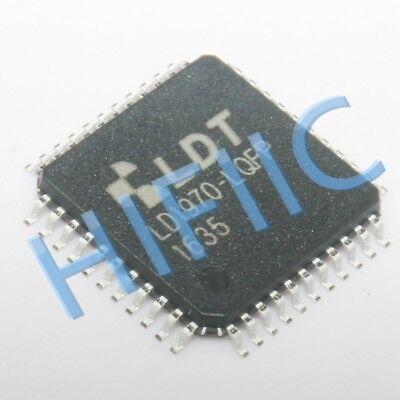1pcs5pcs Ld1970-lqfp 16 Segment X 12 Grid Vfd Driver Qfp44