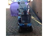 Electromotion superglide scooter very slightly used