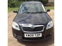 Skoda roomster 2008 1.6 petrol auto only 43000 miles