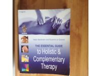 Essential guide to holistic therapy