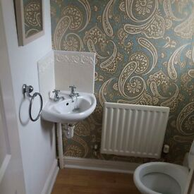 renting double room £ 500 bills included