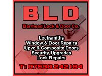 Local Locksmith & Joinery Services (no callout charge)
