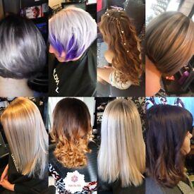 The Wright Hair, Brow & Nail bar!!