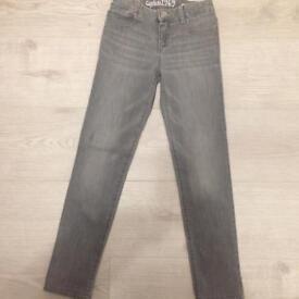 Girls Gap Super Skinny Jeans 8-9