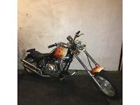50cc Midi Chopper pitbike