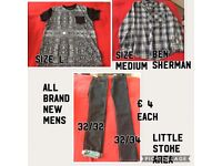 Men's new clothes