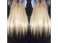 Hair extensions / Micro rings / Nano rings / Keratin bonding