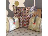 Papapod changing bag