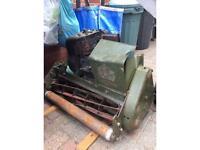"Atco 24"" cylinder mower."