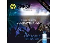 Fitness at the Arts - Zumba Party Live