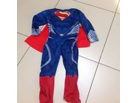 Spider-Man outfit age 5-6
