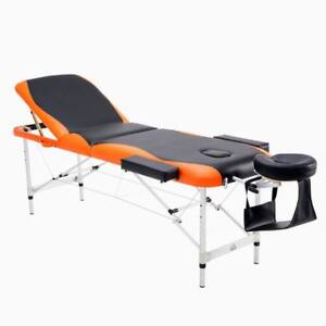BRAND NEW @ BETEL.CA!! || Ultra Portable 3-Section Mobile Massage Table & ALL Accessories || We Deliver FREE!!!