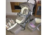 Graco travel system Buggy pram