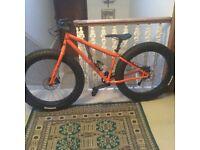 Genesis Caribou Fat Bike for sale