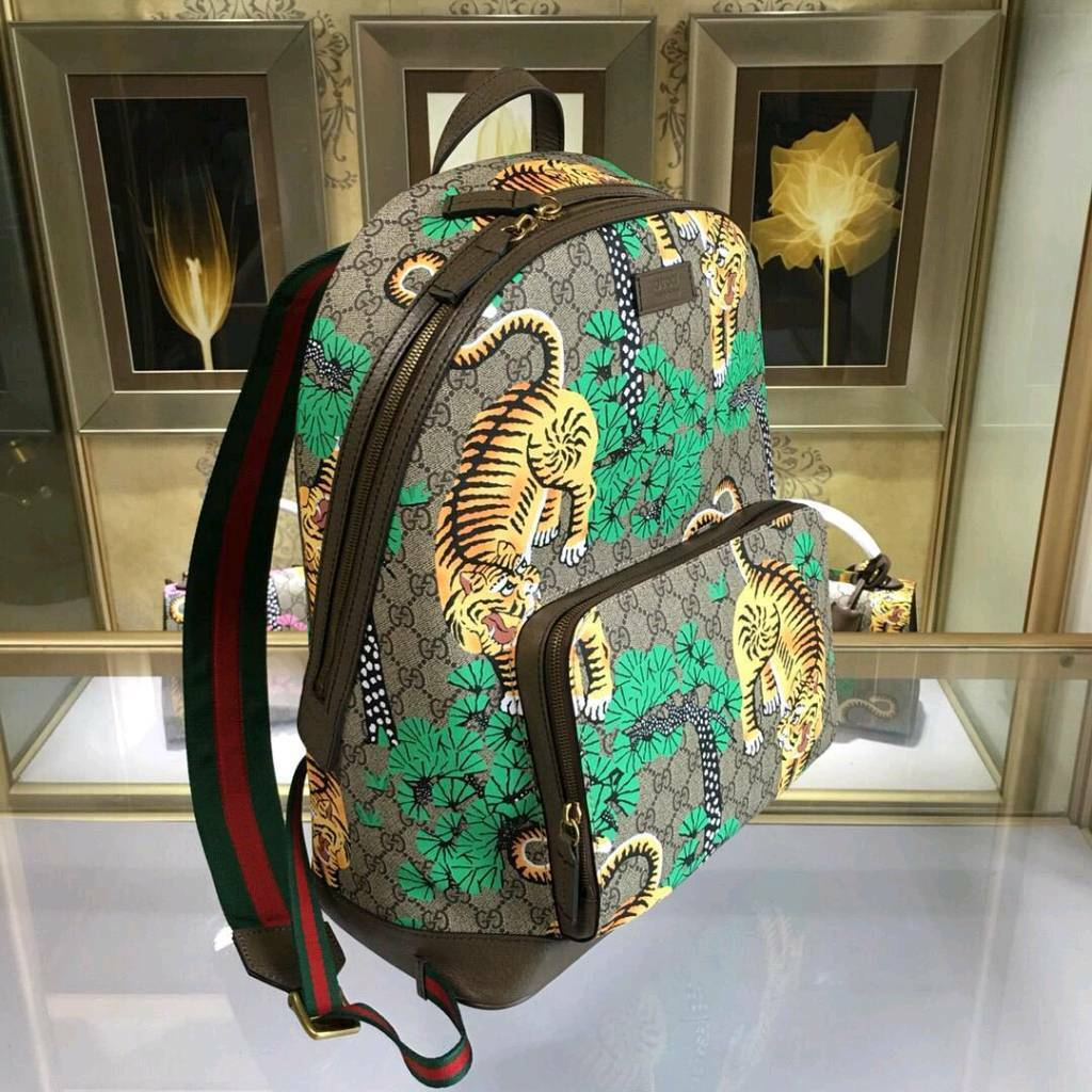 4fcd548e360a Gucci Bengal Tiger Print Backpack -PremiumReplicas   in London   Gumtree