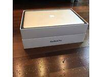 """MacBook Pro Retina 15"""", Mid 2012 16GB RAM, 512GB SSD, 2.6 GHZ Intel Core i7"""