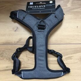 No Pull Dog Vest Harness (M) (Brand New)