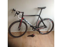 Felt tk2 converted track bike 60cm plus extras!